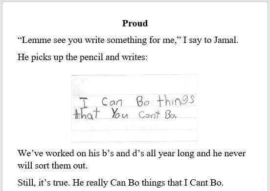 children, school, tutoring, reading, writing, Damian