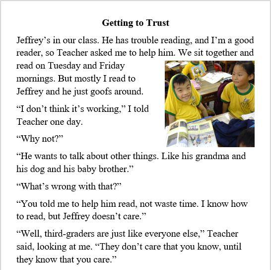 school, kids, literacy, Sue, reading